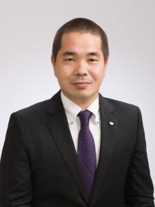 第54代 理事長 北川誠八君