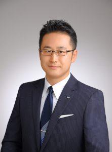 次年度理事長 太田将司君
